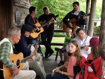 Bluegrass & Old Time Music Jam Collierville